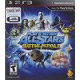 Playstation All-stars Battle Royale - Ps3 - Pronta Entrega!