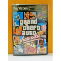 Gta Vice City- Playstation 2 Ps2 - Novo - Lacrado