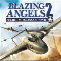 Blazing Angels 2/ Secret Missions Of Wwii Jogos Ps3