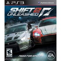 Need For Speed Shift 2 Unleashed Original Ps3 Envio Imediato