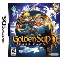 Golden Sun Dark Dawn Nintendo Ds 3ds Novo Original Lacrado