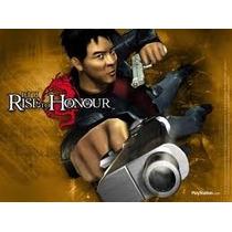Patche Jet-li Rise To Honor (jogoplay2)