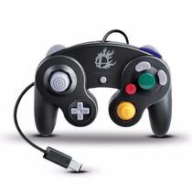 Controle Wii U Game Cube Super Smash Bros Original Nintendo