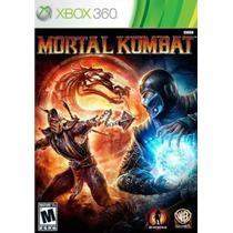 Mortal Kombat Xbox 360 Mídia Digital !