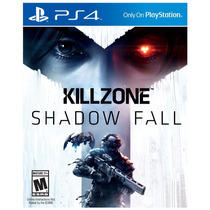 Killzone Shadow Fall 100% Em Português Mídia Física Ps4