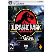 Jurassic Park: The Game (pc) !!!