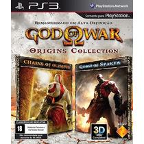 God Of War: Origins Collection Ps3 [download Digital]
