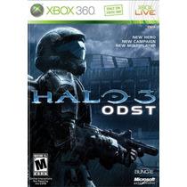 Halo 3: Odst (em Português) - Xbox 360 / X360