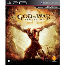Playstation 3 God Of War Ascension