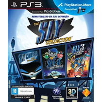 The Sly Collection - Ps3 - Mida Fisica