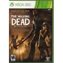 Jogo Xbox 360 - The Walking Dead (original)