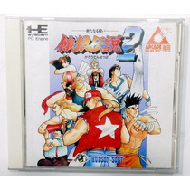 Fatal Fury 2 - Pc-engine Cd-rom