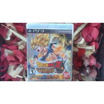 Dragon Ball Z Ultimate Tenkaichi - Mídia Física - Ps3
