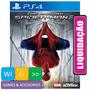 Homem Aranha 2 Ps4 The Amazing Spider Man 2 Pronta Entrega