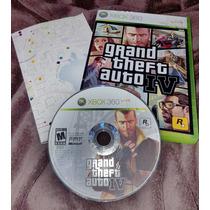 Gta 4 - Xbox 360 - Jogo Original