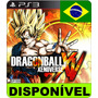 Dragon Ball Xenoverse Xv-15 - Ps3 Psn - Gamesgo