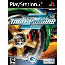 Patch Need For Speed Underdround 1 + 2 Ps2 - Frete R$ 5,00!