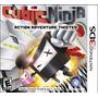 Jogo Cubic Ninja Action Adventure Twisted Nintendo 3ds A6087