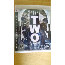 Army Of Two 1 Playstation 3 Ps3