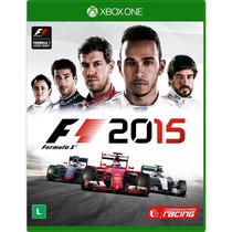 Jogo Xone F1 2015 (envio A Partir 24/07) - Pré-venda