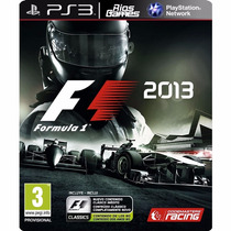 F1 2013 Ps3 - Mídia Digital - Riosgams
