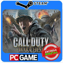 Call Of Duty Warchest Pc Steam Cd-key Cod War Chest