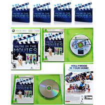You`re Youre In The Movies Original Xbox 360 Americano