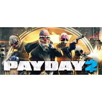 Payday 2 - Jogo Pc - Steamkey - Original - Digital