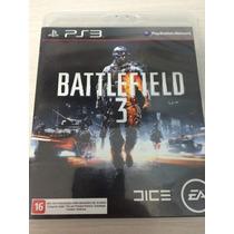 Battlefield 3 Para Ps3 Como Novo Mídia Física Portugues Bra