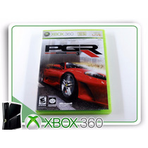 X360 Pgr3 Project Gotham Racing 3 Original Xbox 360