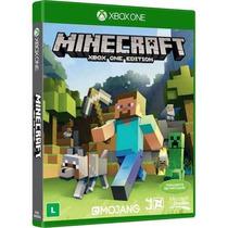Jogo Minecraft Xbox One - Original Lacrado - Português -