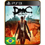 Dmc Devil May Cry - Ps3 Mídia Digital - Psn Brasil - 6.6 Gb