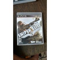 Game Sniper Elite V2 Ps3