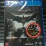 Batman Arkham Knight Ps4 Nacional , Lacrado Rcr Games