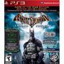 Batman Arkham Asylum - Jogo Playstation 3