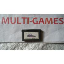 Final Fantasy V Original Japones Para Game Boy Advance