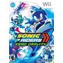 Jogo Wii: Sonic Riders Zero Gravity - Americano!