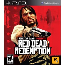 Red Dead Redemption Ps3 Psn - Midia Digital