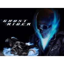 Patche Motoqueiro Fantasma (ghost Rider) Gameps2