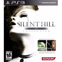 Silent Hill Hd - Ps3 - M Física ( Original E Lacrado )
