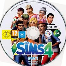 The Sims 4 Pacote 8 Exp. - Ptbr + Pack Com + 200 Objetos