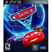 Disney Cars 2 - Ps3 / Playstation 3 (carros 2)
