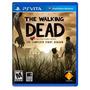 Jogo Novo Lacrado The Walking Dead Para Ps Vita