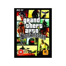 Grand Theft Auto San Andreas - Pc - Frete Grátis -