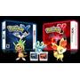 Fita Pokémon X Y Todos 719 Pokemons + Diancie E Latiosite