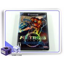 Gc Metroid Prime 2 Echoes Original Gamecube
