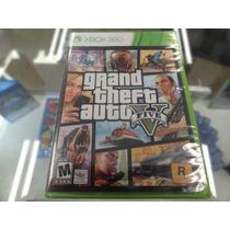 Gta V Xbox 360 Novo Lacrado Frete Grátis