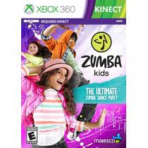 Jogo Zumba Kids - Xbox 360 Majesco