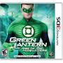 Green Lantern Nintendo 3ds Lacrad A Pronta Entrega Curitiba