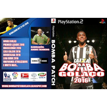 Bomba Patch Golaço 2016 Brasileiro + Gta 5 Play2 Fret Barato